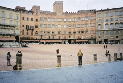 The Campo in Siena