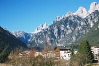 The Auronzo Valley