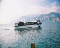 The Servisio Rapido - Hydrofoil Ferry