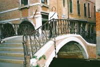 Biddis birthday in Venice, October 5th 2003