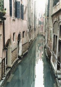 The Little Canals of Venice