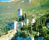 Castello Scaglietta fromLake