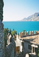 A view from the Castle at Malcesine