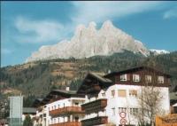 The Three peaks above Fiera