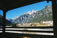 View taken from the Alpine Bridge