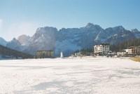 Lago di Misurina - Frozen