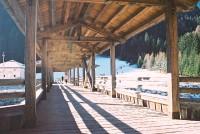 On the Alpine Bridge