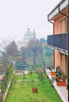 View of San Biagio from my room