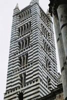 Siena Cattedrale Campanile