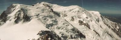 The Old White Mountain