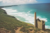 Tin Mine Coast: the View from St Agnes to St Ives